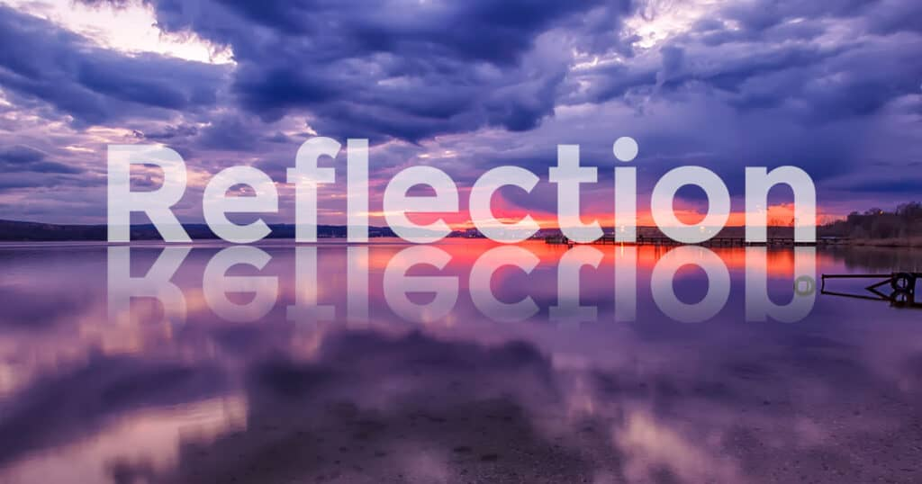 Reflected Title